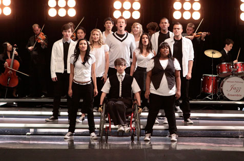 Interview: New Directions talk Regionals, Vocal Adrenaline, and baby drama | Gleeks United