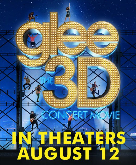 Glee 3D movie