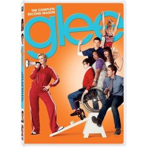 Glee season 2 DVD