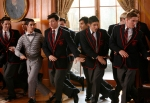 Blaine and The Warblers